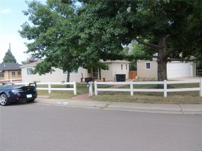 Wheat Ridge Single Family Home Active: 4380 North Newland Street