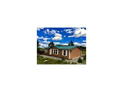 Hartsel Single Family Home Under Contract: 143 Sombrero Road