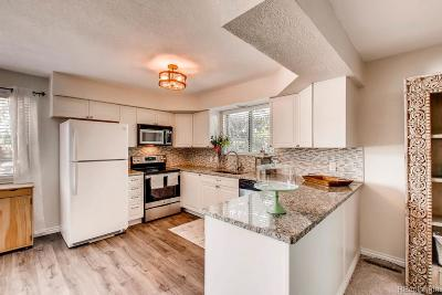 Thornton Single Family Home Under Contract: 12892 Clermont Street
