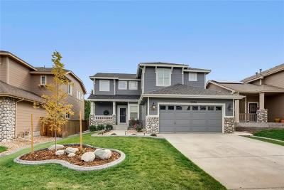Highlands Ranch Single Family Home Active: 10262 Bentwood Court