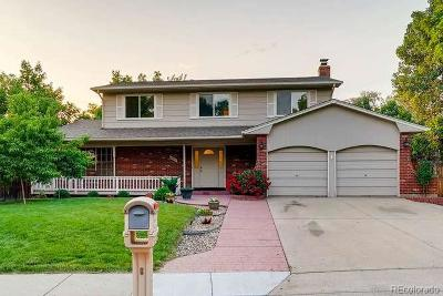Arvada Single Family Home Under Contract: 8559 Otis Drive