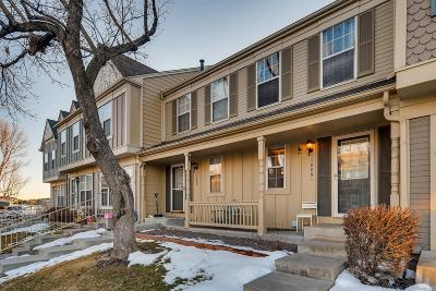 Parker Condo/Townhouse Under Contract: 10851 Summerset Way