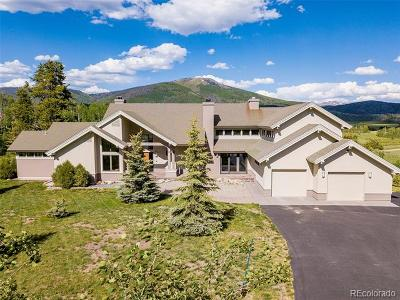 Routt County Single Family Home Active: 27350 Kelsie Court
