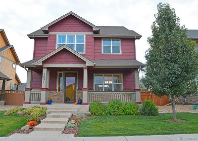 Berthoud Single Family Home Active: 1621 Hollyberry Street
