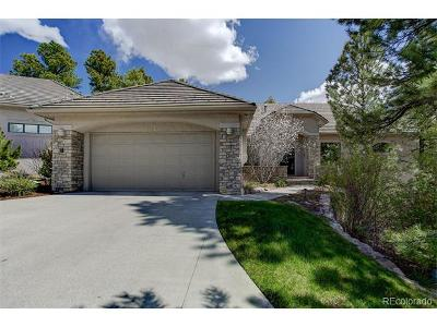 Castle Pines Village, Castle Pines Villages Single Family Home Active: 4529 Silver Bell Circle
