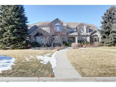 Centennial, Cherry Hills Village, Englewood, Greenwood Village, Littleton, Highlands Ranch, Castle Pines, Castle Pines N, Lone Tree Single Family Home Active: 5661 South Elm Street