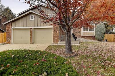 Englewood Single Family Home Active: 6061 South Lima Way