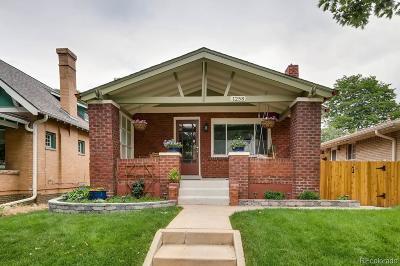 Single Family Home Active: 1258 Adams Street
