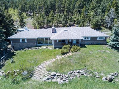 Conifer Single Family Home Under Contract: 27436 Kennedy Gulch Road