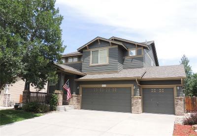 Adams County Single Family Home Active: 364 Montezuma Street