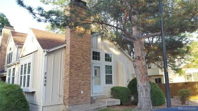 Centennial Condo/Townhouse Under Contract: 7620 South Steele Street