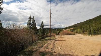 Clear Creek County Residential Lots & Land Active: Harris Drive