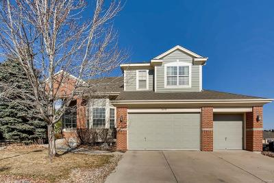 Castle Pines Single Family Home Active: 7878 Stonedale Drive