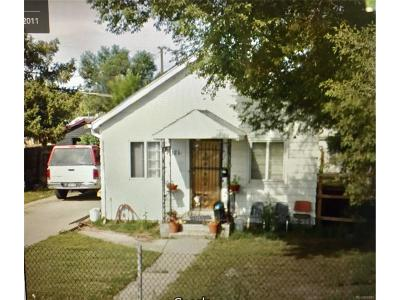 Denver Single Family Home Under Contract: 5121 Steele Street