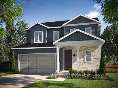 Castle Rock Single Family Home Active: 4858 Point Mesa Street