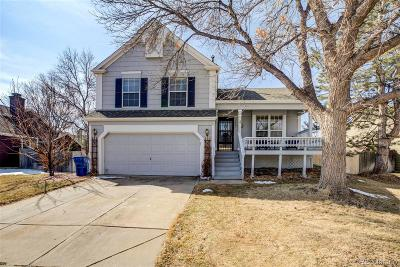 Broomfield Single Family Home Under Contract: 12641 Grove Street