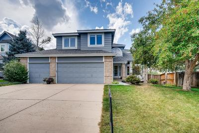 Highlands Ranch Single Family Home Active: 9305 Cornell Circle