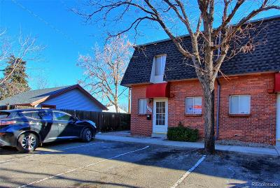 Wheat Ridge Condo/Townhouse Active: 5908 West 41st Avenue