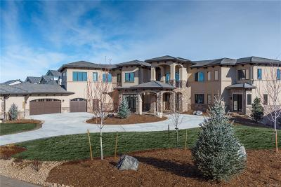 Highlands Ranch Single Family Home Active: 10852 Evergold Way