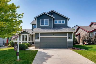 Highlands Ranch Single Family Home Active: 10274 Royal Eagle Street
