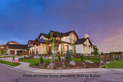 Broomfield Single Family Home Active: 3366 Prospect Court