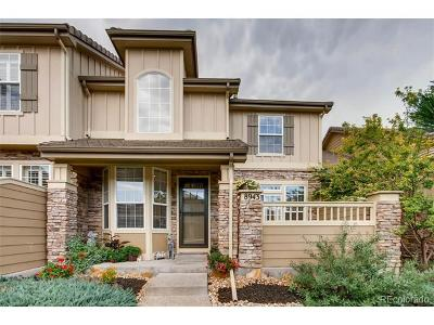 Highlands Ranch Condo/Townhouse Active: 8943 Tappy Toorie Circle