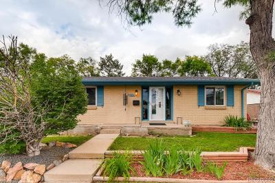 Denver Single Family Home Active: 1641 Orchard Drive