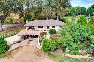 Longmont Single Family Home Active: 15741 County Road 5
