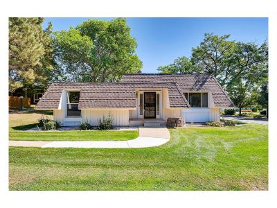 Broomfield Single Family Home Active: 3 North Douglas Drive
