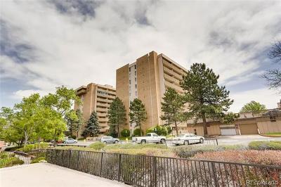 Denver CO Condo/Townhouse Active: $191,500