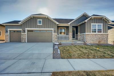 Commerce City Single Family Home Under Contract: 15974 East 112th Way