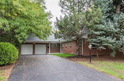 Denver Single Family Home Active: 2708 South Langley Court