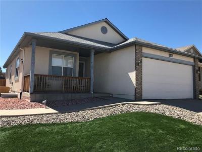 Colorado Springs Single Family Home Active: 1175 Hill Mesa Court
