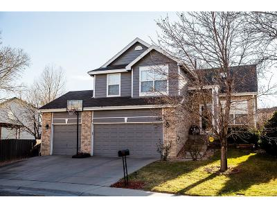 Northglenn Single Family Home Active: 3176 East 105th Place