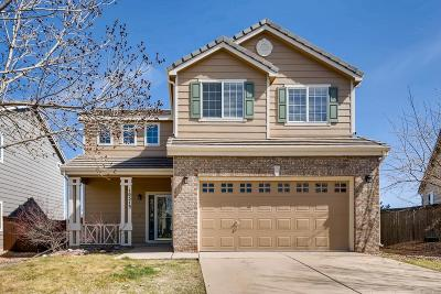 Highlands Ranch Single Family Home Active: 10513 Tracewood Circle