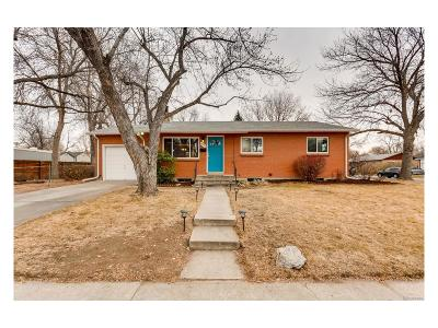 Arvada Single Family Home Under Contract: 6371 Iris Court