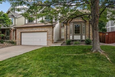 Highlands Ranch Single Family Home Active: 6241 Yale Drive