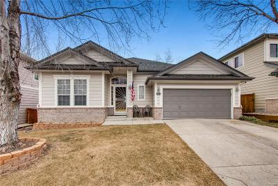 Westminster Single Family Home Active: 9734 Carr Circle
