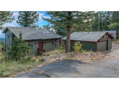 Boulder Single Family Home Active: 1666 Deer Trail Road