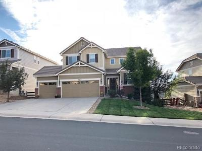 Castle Rock CO Single Family Home Active: $579,000
