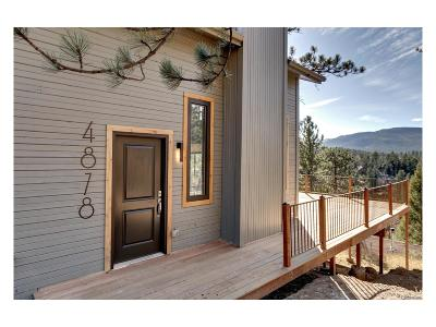 Evergreen Single Family Home Under Contract: 4878 Forest Hill Road