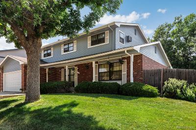 Denver Single Family Home Active: 3131 South Xeric Court