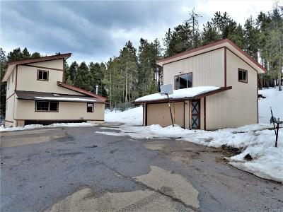 Conifer Single Family Home Under Contract: 28550 Pine Trail
