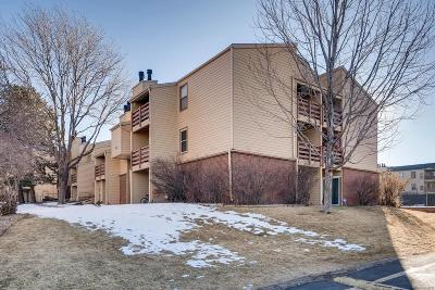 Denver Condo/Townhouse Under Contract: 3121 South Tamarac Drive #K108