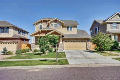 Aurora Single Family Home Active: 24721 East Layton Place