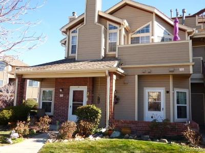 Denver Condo/Townhouse Active: 4760 South Wadsworth Boulevard #F105