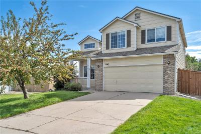 The Meadows Single Family Home Under Contract: 3248 Fernleaf Court