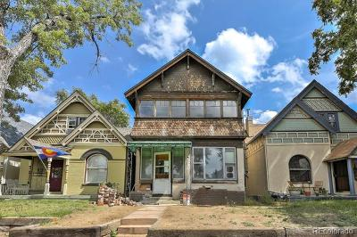 Single Family Home Under Contract: 512 South Logan Street