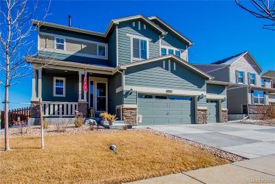 Commerce City Single Family Home Active: 10082 Altura Street