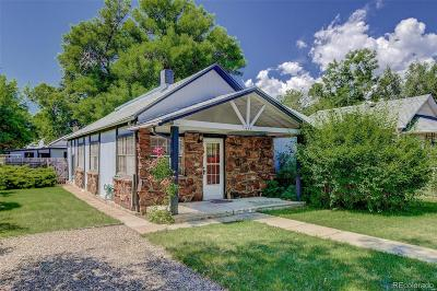 Lafayette Single Family Home Under Contract: 408 East Cleveland Street